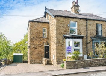Thumbnail 4 bed semi-detached house for sale in Queen Victoria Road, Totley Rise, Sheffield