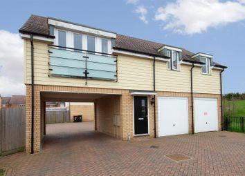 Thumbnail 2 bed detached house for sale in Lotus Mews, Dunstable, Bedfordshire