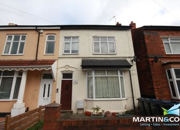 Thumbnail 2 bedroom flat to rent in Church Road, Erdington