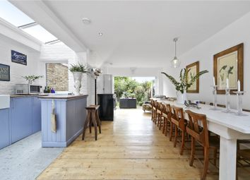 Thumbnail 4 bedroom terraced house for sale in Station Terrace, London