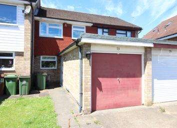 Thumbnail 3 bed terraced house for sale in Green Lane, Worceser Park, Surrey