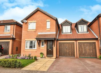 3 bed link-detached house for sale in The Lawn, Fakenham NR21