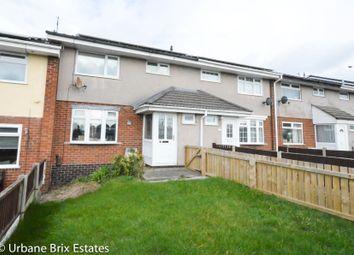 Thumbnail 3 bed terraced house for sale in Grangemoor, Runcorn