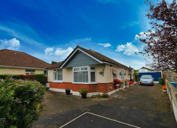 Thumbnail 3 bed detached bungalow for sale in Wimborne Road, Poole