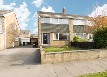 Thumbnail 3 bed semi-detached house for sale in Peel Street, Morley, Leeds