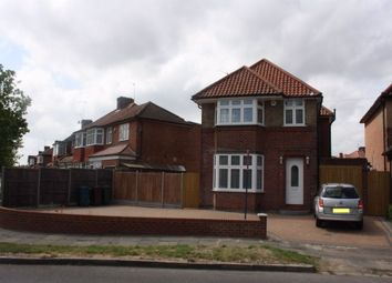 Thumbnail 3 bed detached house to rent in Crowshott Avenue, Stanmore, Middlesex, UK