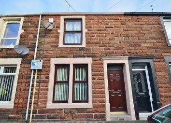 Thumbnail 2 bed terraced house for sale in Chapel Street, Workington