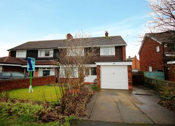 Thumbnail 4 bed semi-detached house for sale in The Avenue, Nunthorpe, Middlesbrough
