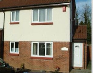 Thumbnail 1 bed end terrace house to rent in Coleman Drive, Plymouth, Devon