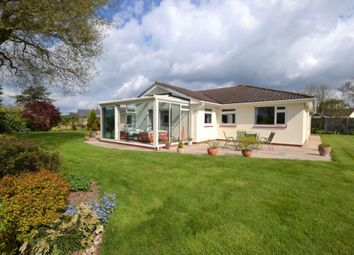 Thumbnail 3 bed detached bungalow for sale in Russell Drive, East Budleigh, Budleigh Salterton, Devon