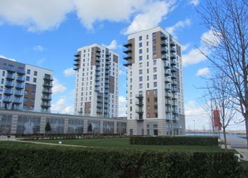 Thumbnail 2 bedroom flat to rent in Peninsula Quay, Pegasus Way, Gillingham, Kent