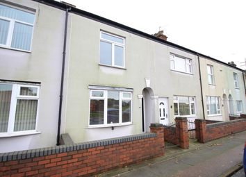 Thumbnail 2 bedroom terraced house for sale in Cottingham Street, Goole