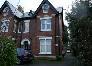 Thumbnail 1 bed flat to rent in Parkstone Road, Poole