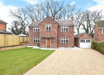 Thumbnail 4 bed detached house for sale in Southwoods, Yeovil, Somerset