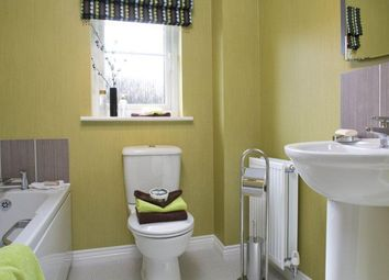 "Thumbnail 2 bedroom end terrace house for sale in ""Fyvie"" at Mugiemoss Road, Bucksburn, Aberdeen"