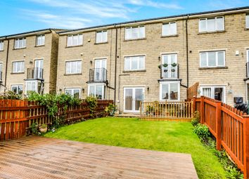 Thumbnail 3 bed town house for sale in Causeway Crescent, Linthwaite, Huddersfield