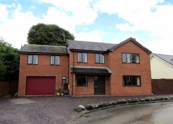 Thumbnail 6 bed detached house for sale in Llys Merllyn, Bagillt, Flintshire