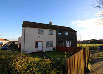 Thumbnail 3 bed semi-detached house for sale in Hyslop Road, Stevenston, Ayrshire
