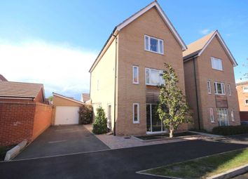 Thumbnail 4 bed detached house to rent in Lysander Drive, Bracknell
