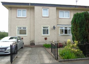 Thumbnail 3 bedroom flat for sale in Viewbank Ave, Calderbank, Airdrie