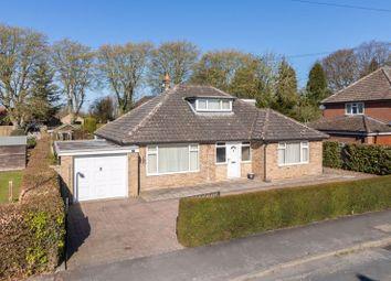 Thumbnail 3 bed detached bungalow for sale in Castle Howard Drive, Malton