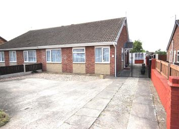 Thumbnail 2 bed semi-detached bungalow for sale in Bond Street, New Rossington, Doncaster