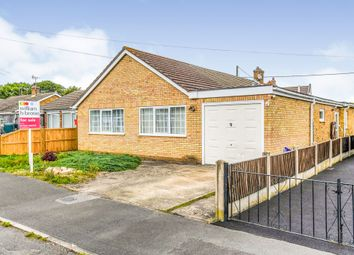 Thumbnail 4 bed detached bungalow for sale in Londesborough Way, Metheringham, Lincoln