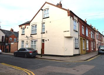 Thumbnail 2 bed duplex to rent in Laurel Road, Leicester