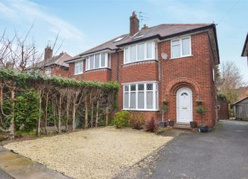 Thumbnail 4 bed semi-detached house for sale in Edelin Road, Loughborough