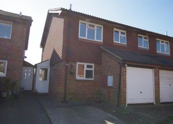 3 bed semi-detached house for sale in De Grey Close, Lewes BN7