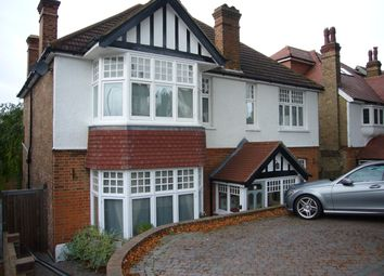 Thumbnail 3 bed flat to rent in Beeches Avenue, Carshalton