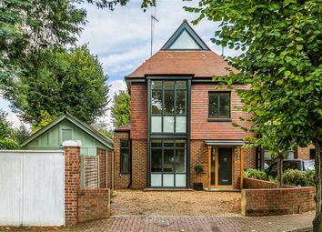 Thumbnail 4 bed detached house for sale in Solna Avenue, London
