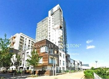 Thumbnail 2 bed flat to rent in 25 Barge Walk, North Greenwich
