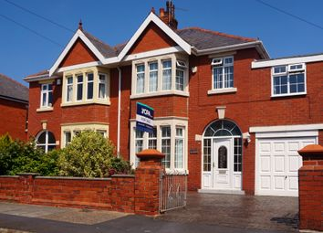 Thumbnail 5 bed semi-detached house for sale in Balham Avenue, Blackpool