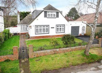 Thumbnail 4 bedroom detached bungalow for sale in Preston Avenue, Rustington, Littlehampton