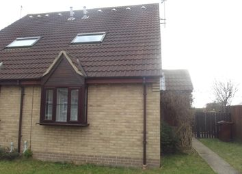 Thumbnail 1 bed property to rent in Langley Park, Kingswood, Hull, East Yorkshire