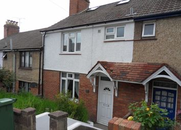 Thumbnail 5 bedroom terraced house to rent in Coombe Road, Brighton