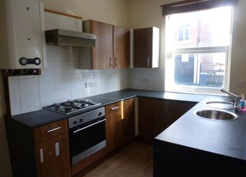 Thumbnail 2 bed semi-detached house to rent in Wharf Road, Pinxton, Nottingham