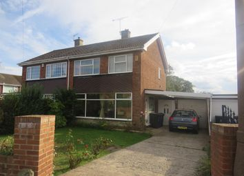 Thumbnail 3 bedroom semi-detached house for sale in Inverness Road, Dunscroft, Doncaster