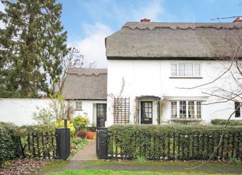 Thumbnail 3 bed cottage to rent in Rideaway Drive, Hemingford Abbots, Huntingdon