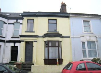 Thumbnail 1 bed flat to rent in Hill Park Crescent, Plymouth, Devon