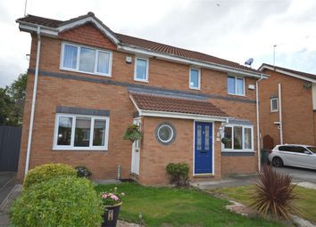 Thumbnail 3 bed semi-detached house for sale in Archers Green, Eastham, Merseyside