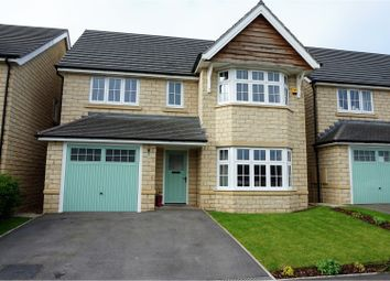 Thumbnail 4 bed detached house for sale in Hawthorne Road, Steeton