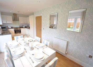 Thumbnail 4 bed detached house for sale in Plot 48, The Larkspur, Riversleigh, Warton, Preston, Lancashire