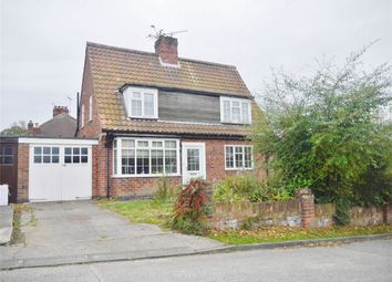 Thumbnail 2 bedroom terraced house for sale in Welland Rise, Carr Lane, York