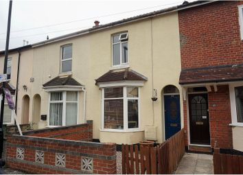 Thumbnail 2 bed terraced house for sale in Church Road, Southampton