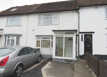 Thumbnail 3 bedroom terraced house for sale in Goldsmith Avenue, Kingsbury