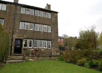 Thumbnail 3 bed semi-detached house for sale in Hill End Road, Delph