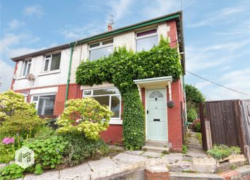 Thumbnail 3 bed semi-detached house for sale in George Street, Farnworth, Bolton, Greater Manchester