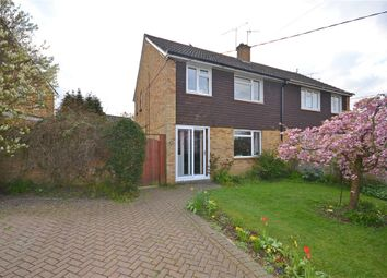 Thumbnail 3 bed semi-detached house for sale in Roebuck Estate, Binfield, Bracknell